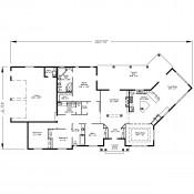 Aberdeen floorplan 175x175 Stock Plans