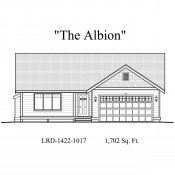 Albion elevation 175x175 Stock Plans