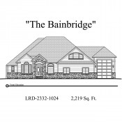 Bainbridge elevation 175x175 Stock Plans