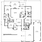 Bainbridge floorplan 175x175 Stock Plans