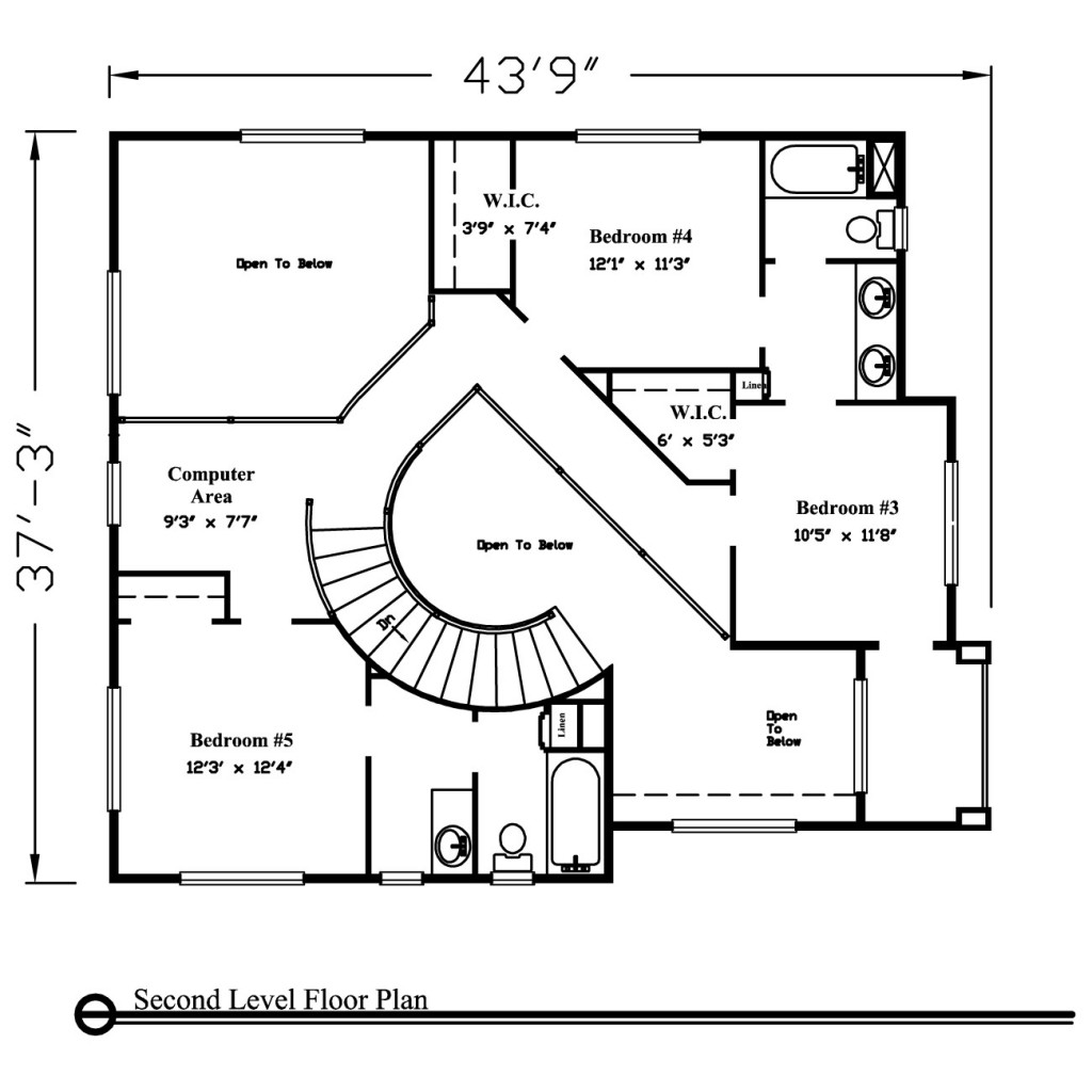 House Floor Plans 3000 Sq Ft