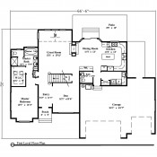 Carlton floorplan 1 175x175 Stock Plans