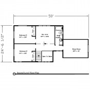 Fairfax floorplan 2 175x175 Stock Plans