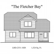 Fletcher Bay elevation 175x175 Stock Plans