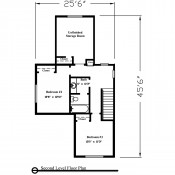 Fletcher Bay floorplan 2 175x175 Stock Plans