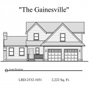 Gainesville elevation 175x175 Stock Plans