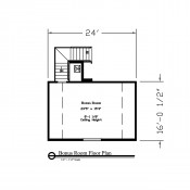 Garfield bonus room 175x175 Stock Plans