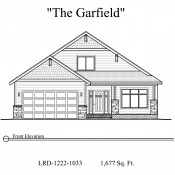 Garfield elevation 175x175 Stock Plans
