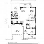Garfield floorplan 1 175x175 Stock Plans