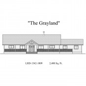 Grayland elevation 175x175 Stock Plans