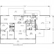 Grayland floorplan 175x175 Stock Plans