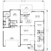 Harrington =floorplan 175x175 Stock Plans