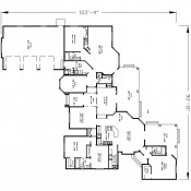 Kingston floorplan 175x175 Stock Plans
