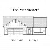 Manchester elevation 175x175 Stock Plans