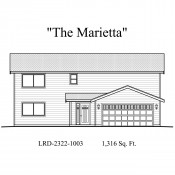 Marietta elevation 175x175 Stock Plans