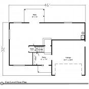 Marietta floorplan 1 175x175 Stock Plans