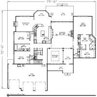 Melbourne floorplan 1 200x200 Stock Plans