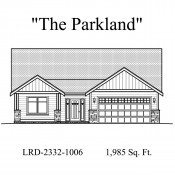 Parkland elevation 175x175 Stock Plans