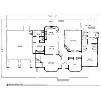 Pinehurst floorplan 1 200x200 Stock Plans