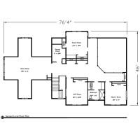 Pinehurst floorplan 2 200x200 Stock Plans