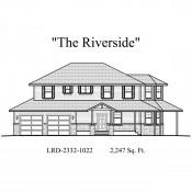 Riverside elevation 175x175 Stock Plans