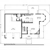 Riverside floorplan 1 175x175 Stock Plans