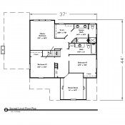 Stillwater floorplan 2 175x175 Stock Plans