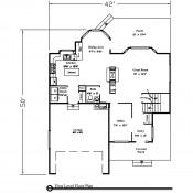 Stone Ridge floorplan 1 175x175 Stock Plans