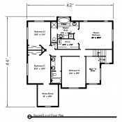 Stone Ridge floorplan 2 175x175 Stock Plans